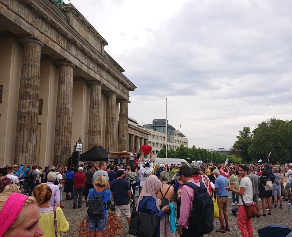 Reichsbürger- und verschwörungsideologische Versammlungen über Ostern geplant